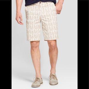 "NWT Goodfellow & Co Linden 10.5""  Shorts 40"